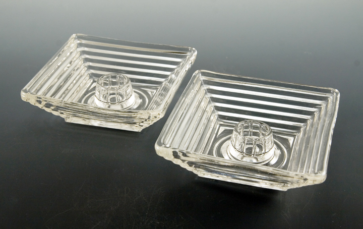 Retro Art Glass Art Deco Manhattan Glass