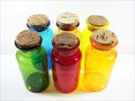 Vintage Glass Jars & Boxes at Retro Art Glass