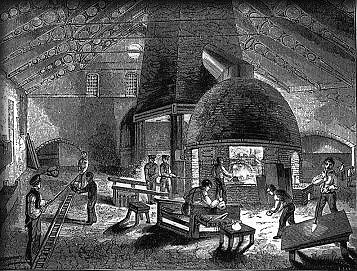 Learn more about glass makers of the past.