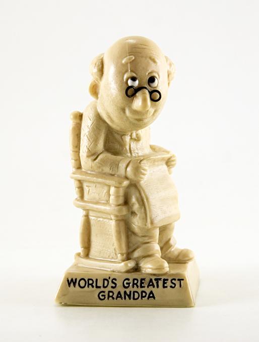 World S Greatest Grandpa Figurine