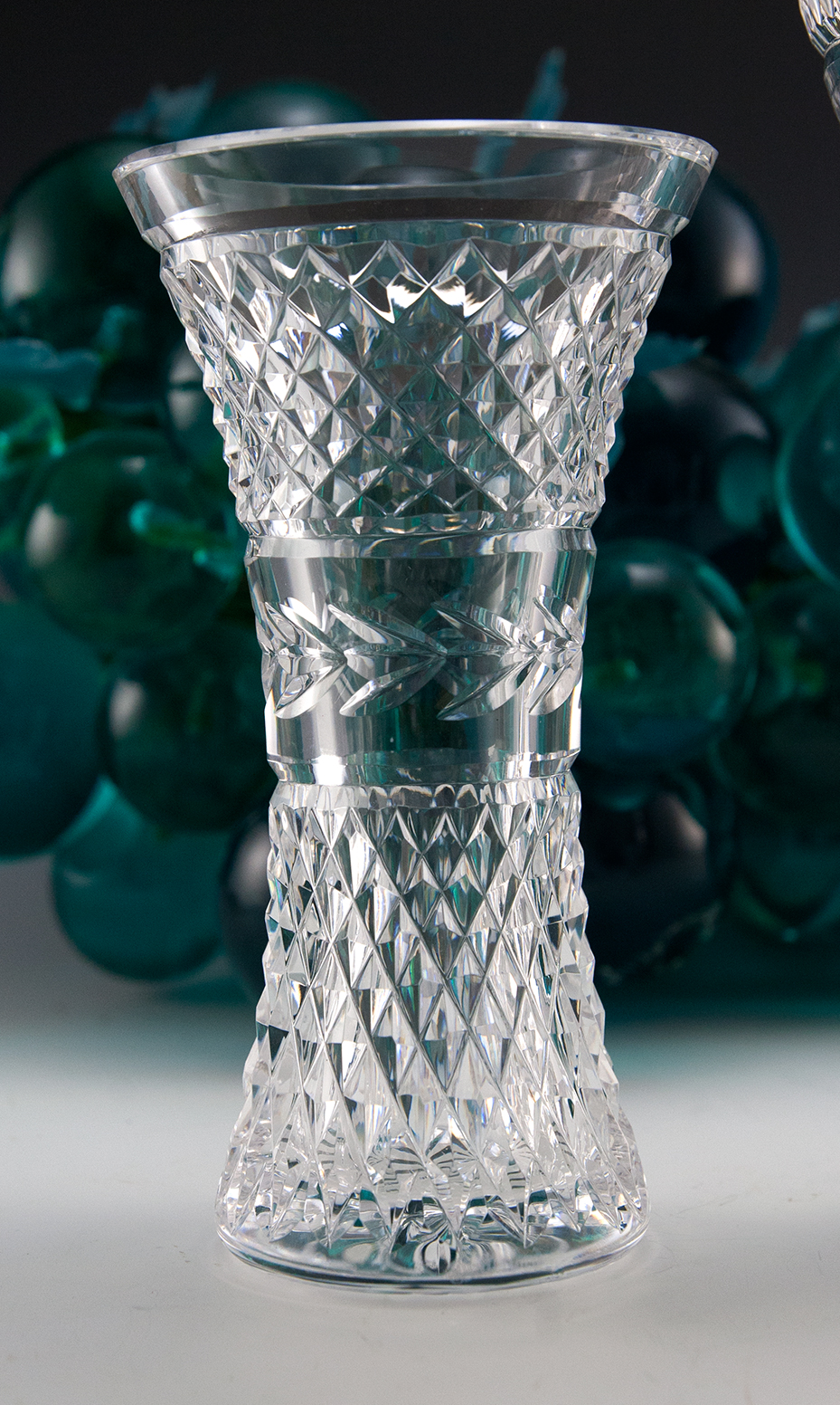 Waterford Crystal Swarovski Baccarat Lalique   Cashs