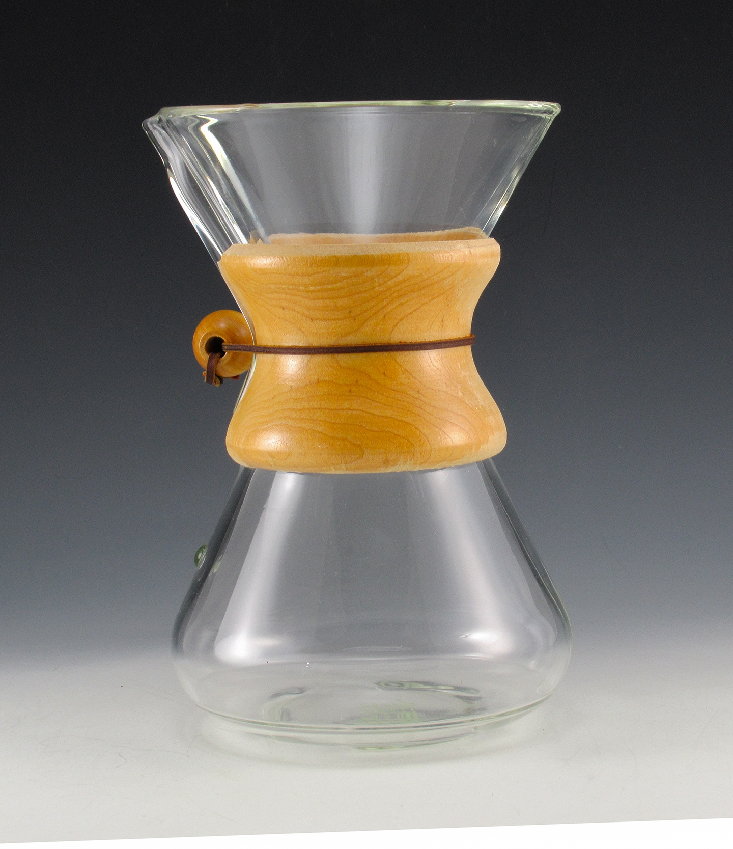 Chemex Coffee Maker Europe : Vintage Chemex Pyrex Coffee Maker Carafe Green Stamp